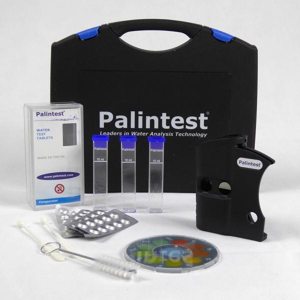 Contour Comparator Chlorine Test Kit