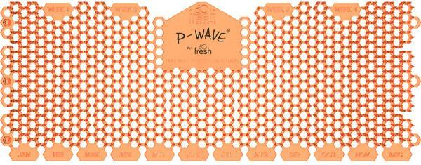 Mango P-Wave P-Trough Screen Mango