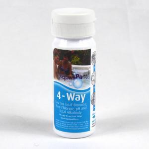 PN944 4-Way Test Strips for Pools