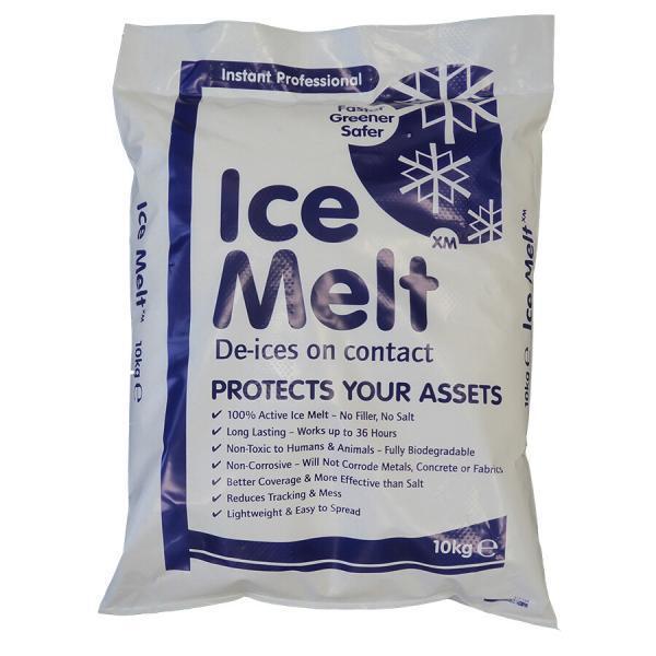 Ice Melt 10Kg Sack for easy lifting