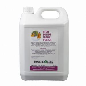 5 Litre High Solids Floor Polish