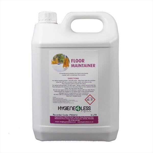 Floor Maintainer Liquid 5 Litres