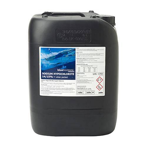 PN946 20 Litres Sodium Hypochlorite 14/15%