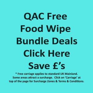 QAC Free Food Wipe Bundle Deals