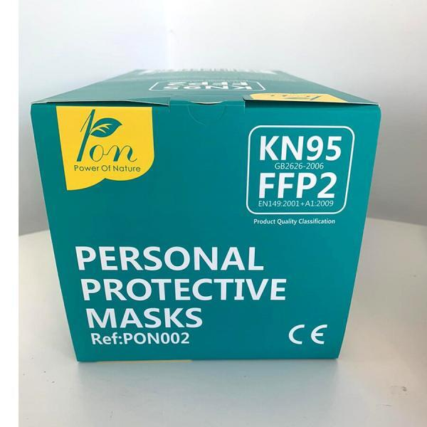 PN1570 box of 50 FFP2 Personal Protective Masks