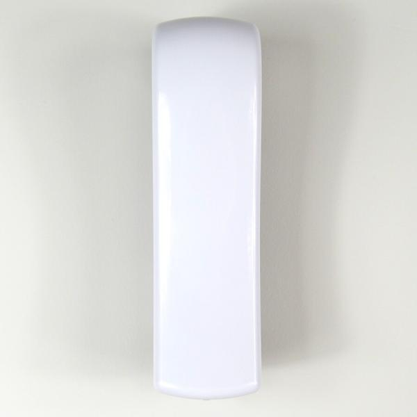 PN1525 350ml Manual Wall Mounted Dispenser Front View