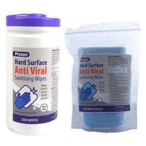 PN1032 & PN1064 200 Virus Wipes & 150 Virus Wipes Refill