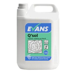 PN1410 Q Sol Washing Up Liquid