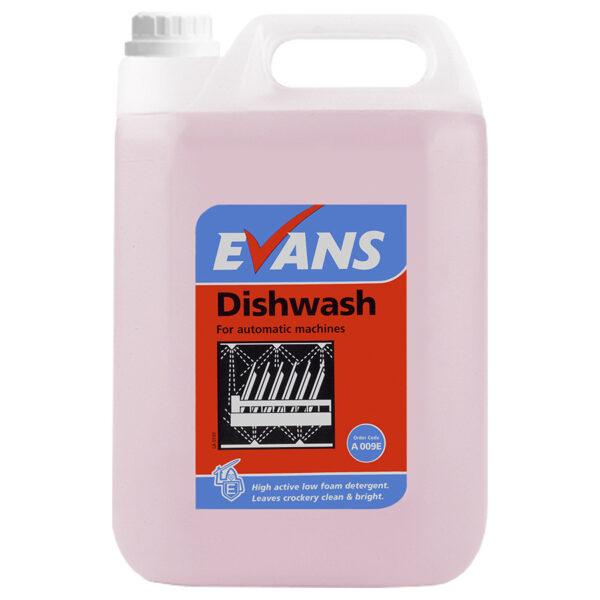 PN1416 Dish Wash 5L - Evans A009EEV2