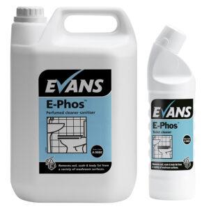PN1422 & PN1423 E Phos Toilet Cleaner - Evans A088AEV A088EEV2