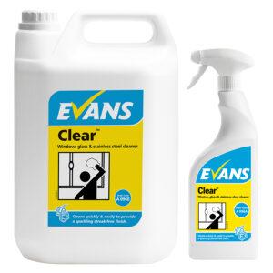 PN1426 & PN1425 Clear Glass Cleaner - Evans A096AEV & A096EEV2