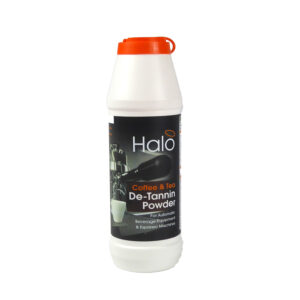 PN902 - Halo Coffe Machine Cleaning Powder 500g Shaker Pack copy