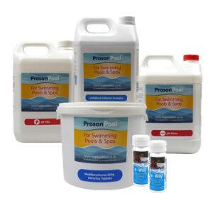 PN951 Pool Chemical Starter Kit
