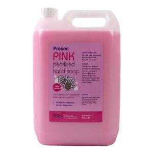 Prosan 5 Litre Pink Soap