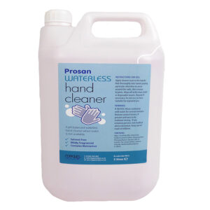 PN213 Waterless Hand Cleaner 5 Litres. No need for water. Great for field events.